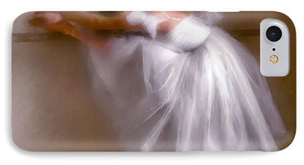 IPhone Case featuring the photograph Ballerina 1 by Juan Carlos Ferro Duque