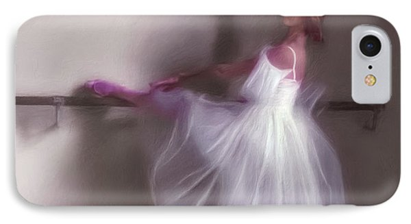 IPhone Case featuring the photograph Ballerina-2 by Juan Carlos Ferro Duque