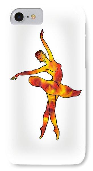 Dancing Lessons iPhone 7 Cases | Fine Art America