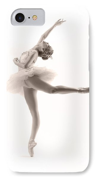 Ballerina IPhone Case by Steve Williams