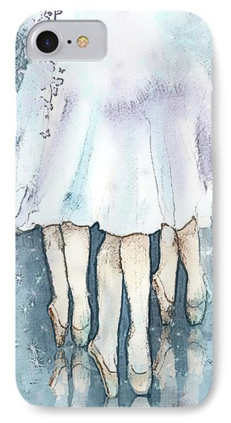 Ballerinas IPhone Case