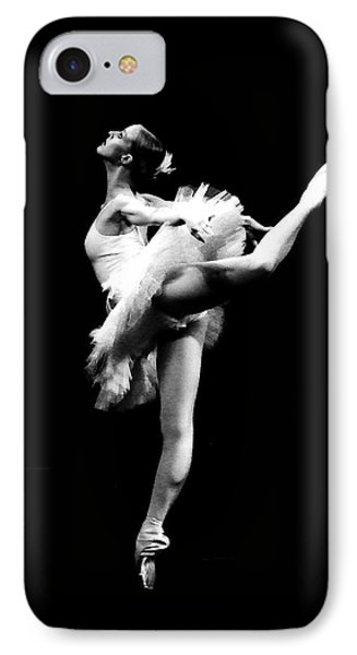 Ballet Dance IPhone Case by Sumit Mehndiratta