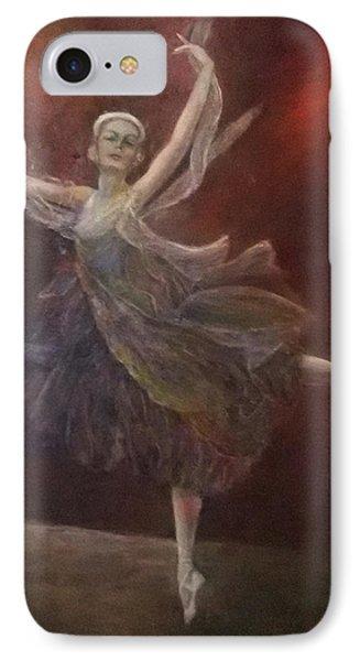 Ballet Dancer Anna Pavlova IPhone Case