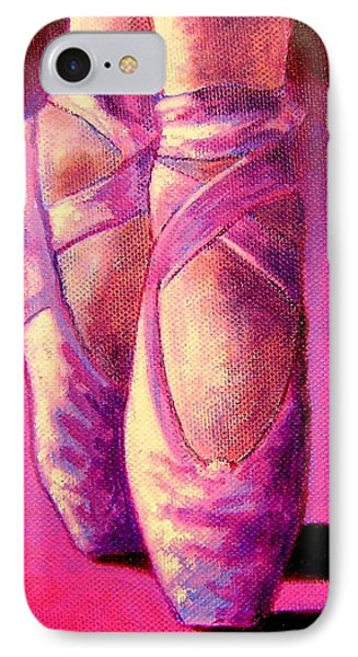 Ballet Shoes  II Phone Case by John  Nolan