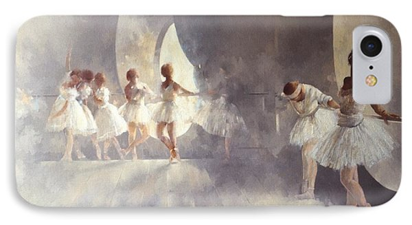 Ballet Studio  IPhone Case by Peter Miller