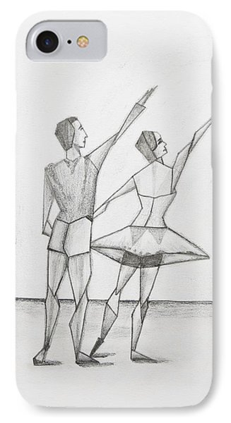 Ballet IPhone Case by Tamara Savchenko
