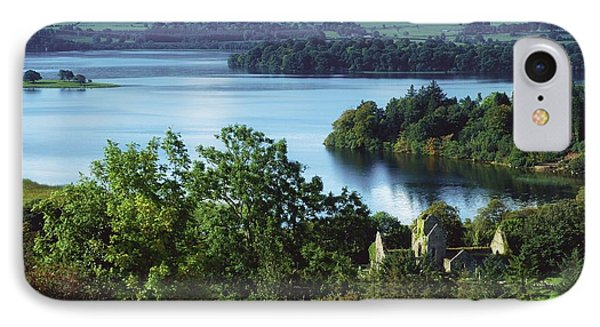 Ballindoon Abbey, Lough Arrow, County Phone Case by The Irish Image Collection