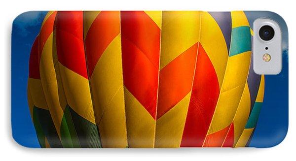 Balloon Bright IPhone Case by Karol Livote
