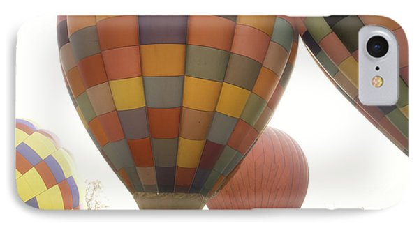 Balloon Day Is A Happy Day Phone Case by Rob Travis