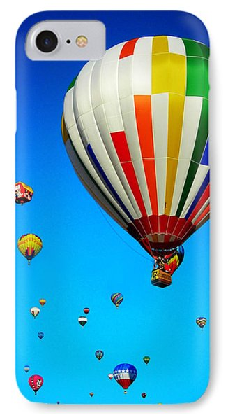 Balloon Festival Phone Case by Juergen Weiss