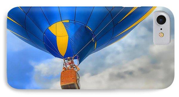 Balloon Flight IPhone Case by Dyle   Warren