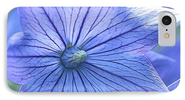 Balloon Flower Enhanced IPhone Case by Corey Ford