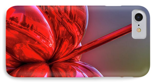 Balloon Flower IPhone Case by Paul Wear