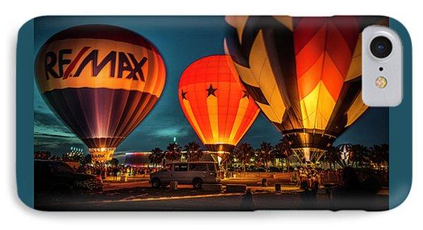 Balloon Glow IPhone Case