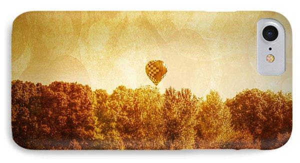 Balloon Nostalgia Phone Case by Michael Garyet