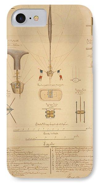 Balloon Patent IPhone Case