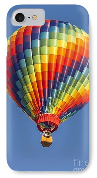 Ballooning In Color IPhone Case by Anthony Sacco