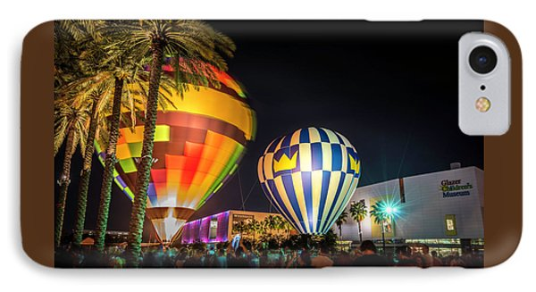 Balloons In The City IPhone Case by Marvin Spates