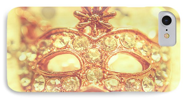 Ballroom Glitter IPhone Case by Jorgo Photography - Wall Art Gallery