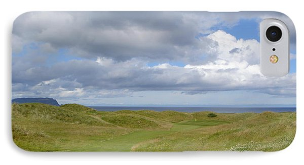 Ballyliffin Ireland Golf 1 IPhone Case
