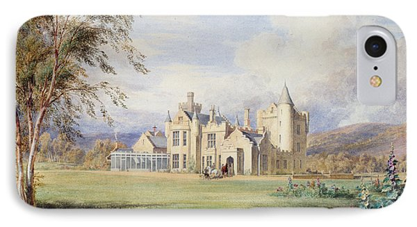 Balmoral Castle IPhone Case by James Giles