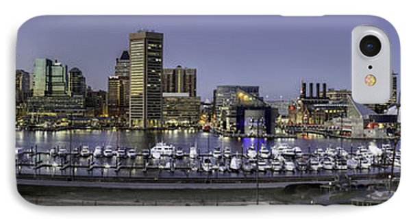 Baltimore Inner IPhone Case by Eduard Moldoveanu
