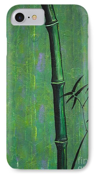 Bamboo IPhone Case by Jacqueline Athmann