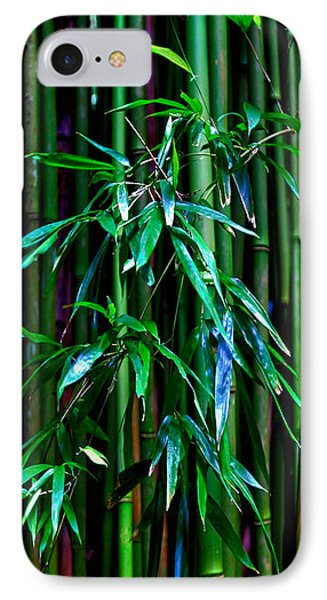 Bamboo IPhone Case by James Roemmling