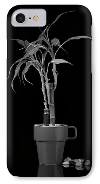 IPhone Case featuring the photograph Bamboo Plant by Tom Mc Nemar