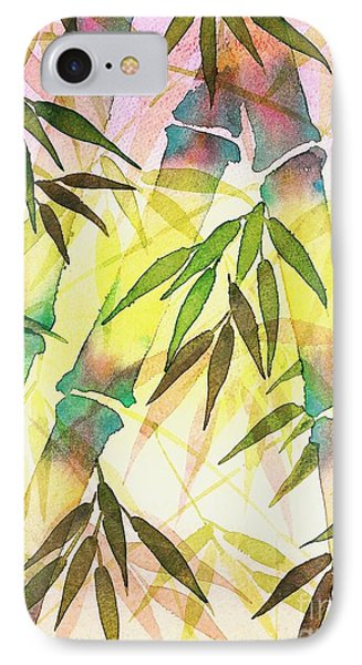 Bamboo Sunrise IPhone Case