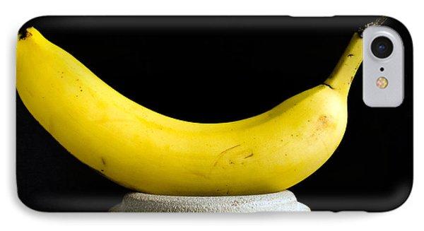 Banana Phone Case by Allan  Hughes