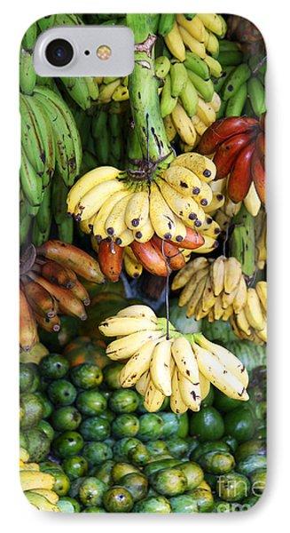 Banana Display. IPhone 7 Case
