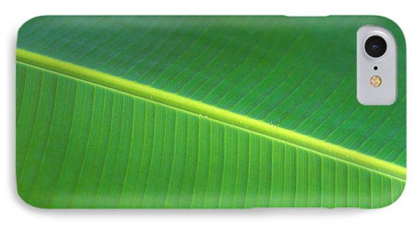Banana Leaf Phone Case by Dana Edmunds - Printscapes