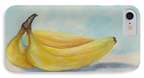 Bananas V IPhone Case by Torrie Smiley