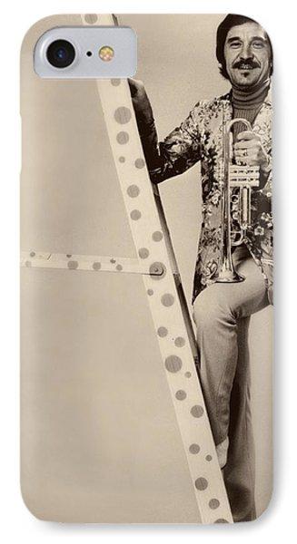 Band Leader Doc Serverinsen 1974 IPhone 7 Case