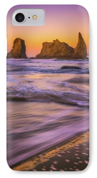 IPhone Case featuring the photograph Bandon's Breath by Darren White