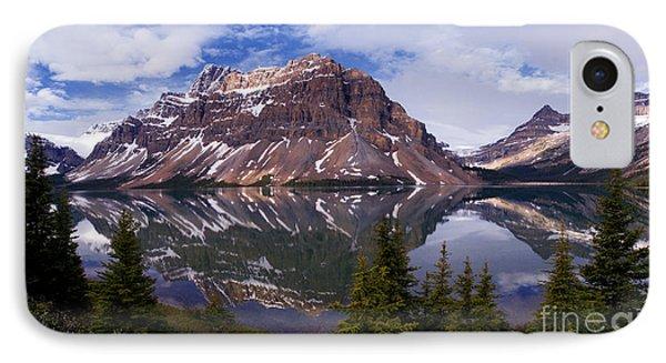 Banff - Bow Lake IPhone Case