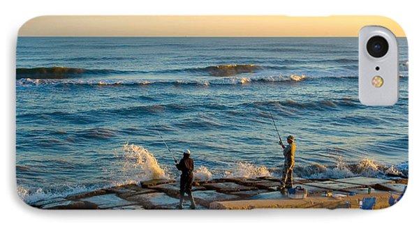 Bank Fishing IPhone Case