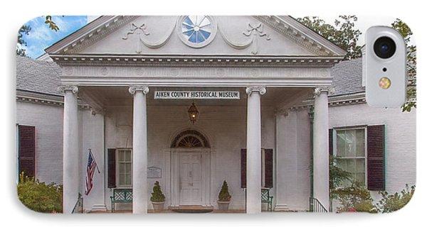 Banksia Mansion - Aiken, Sc IPhone Case