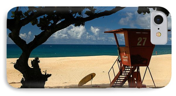 Banzai Beach IPhone Case by Mark Gilman