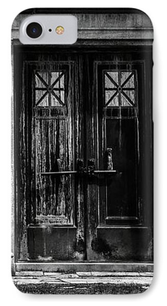 Bar Across The Door IPhone Case