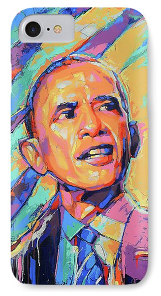 Barack Obama - Pop Art - American Icon IPhone Case