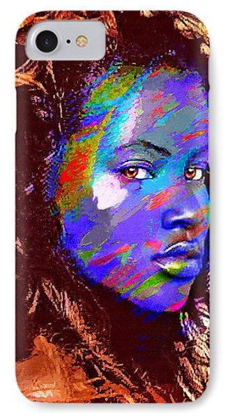 Barbados Woman Phone Case by Philip Gresham