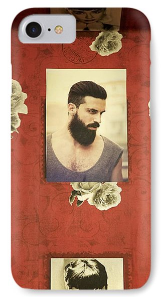 IPhone Case featuring the photograph Barbershop by Colleen Williams