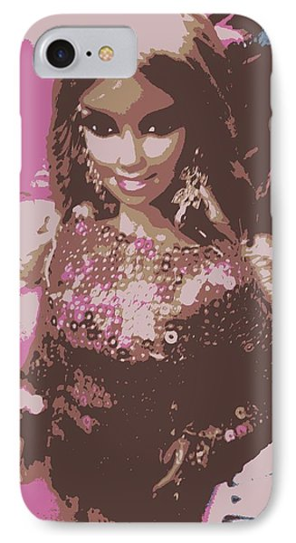 Barbie Sparkle IPhone Case by Karen J Shine