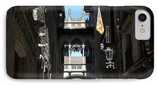 IPhone Case featuring the photograph Barcelona 1 by Andrew Fare