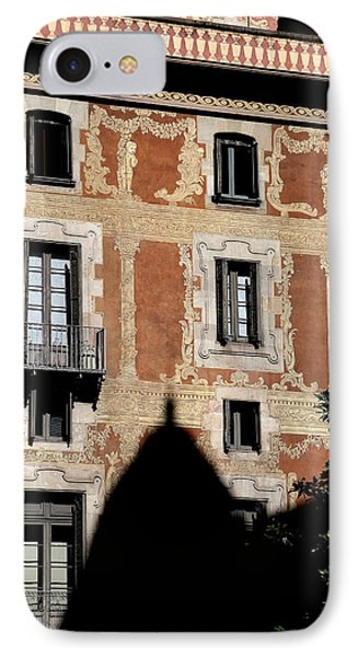 IPhone Case featuring the photograph Barcelona 3 by Andrew Fare