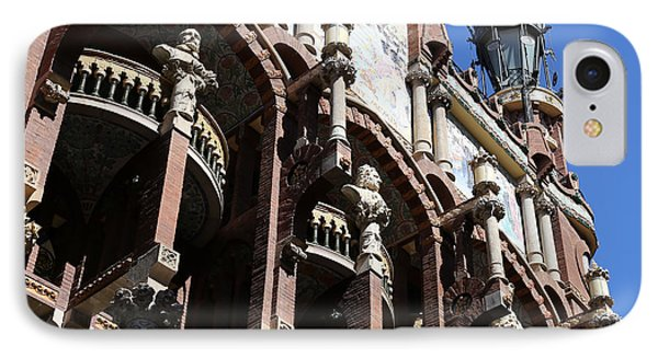 IPhone Case featuring the photograph Barcelona 4 by Andrew Fare