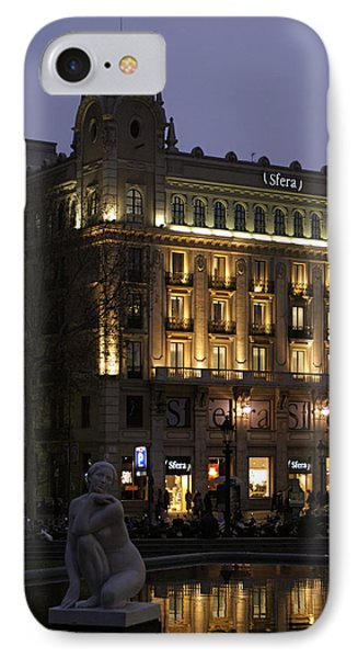 Barcelona Spain IPhone Case