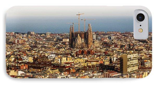 Barcelona IPhone Case by Svetlana Sewell